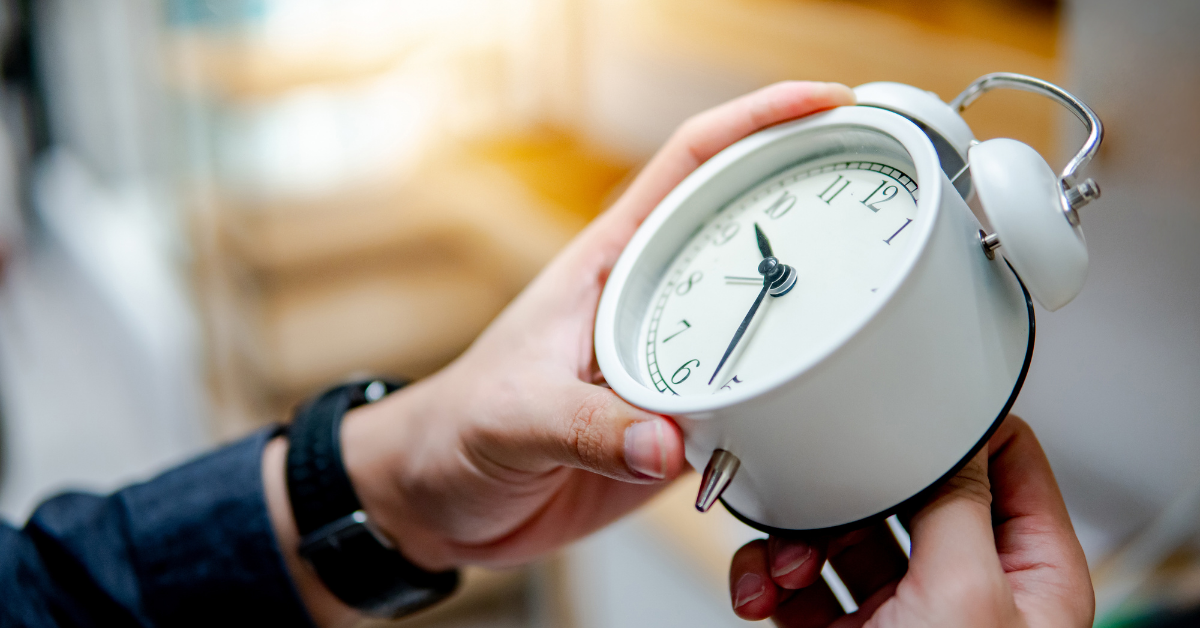 Changing the clock: what effects on our health?