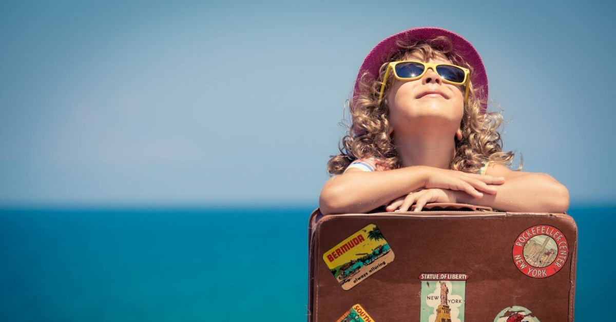 On vacation alone: when and how?