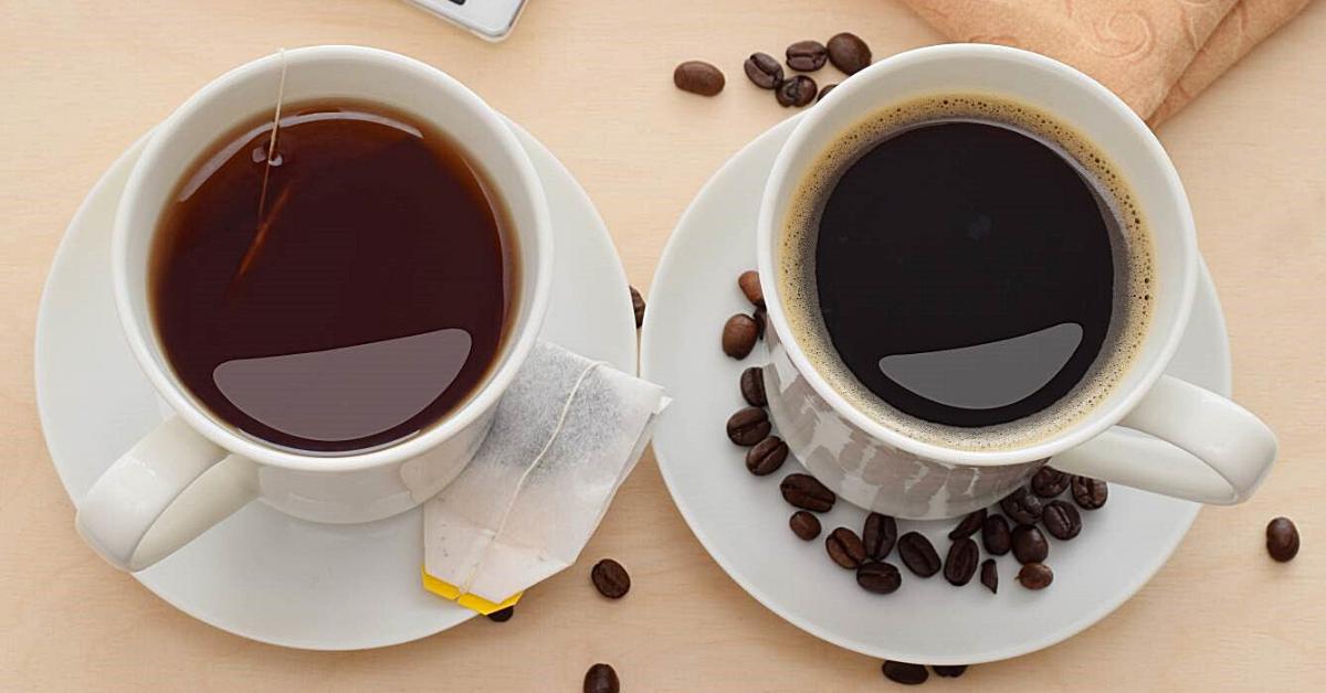 Tè e caffè, e il loro effetto sul cervello