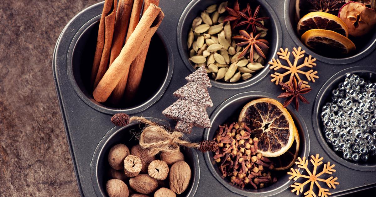 Il profumo del Natale: la chimica delle spezie