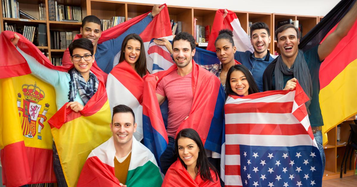 Le feste internazionali degli studenti UniSR