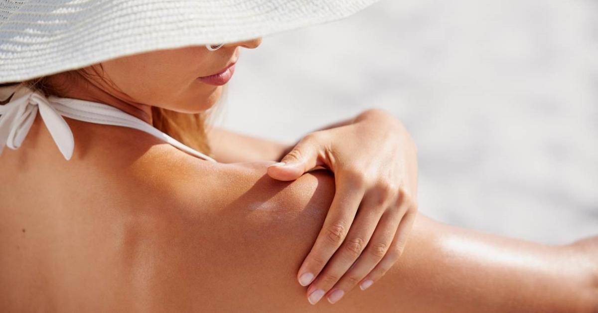 SOS estate: come proteggere la pelle